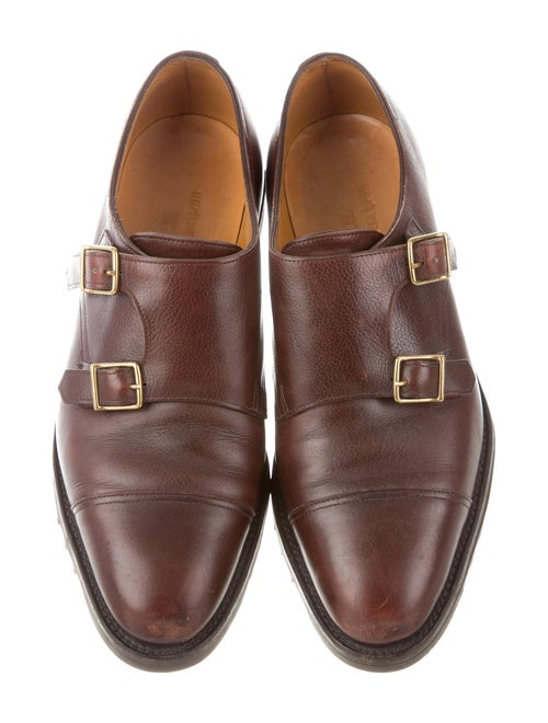 John Lobb William Double Monk Strap Oxfords Manual Guide