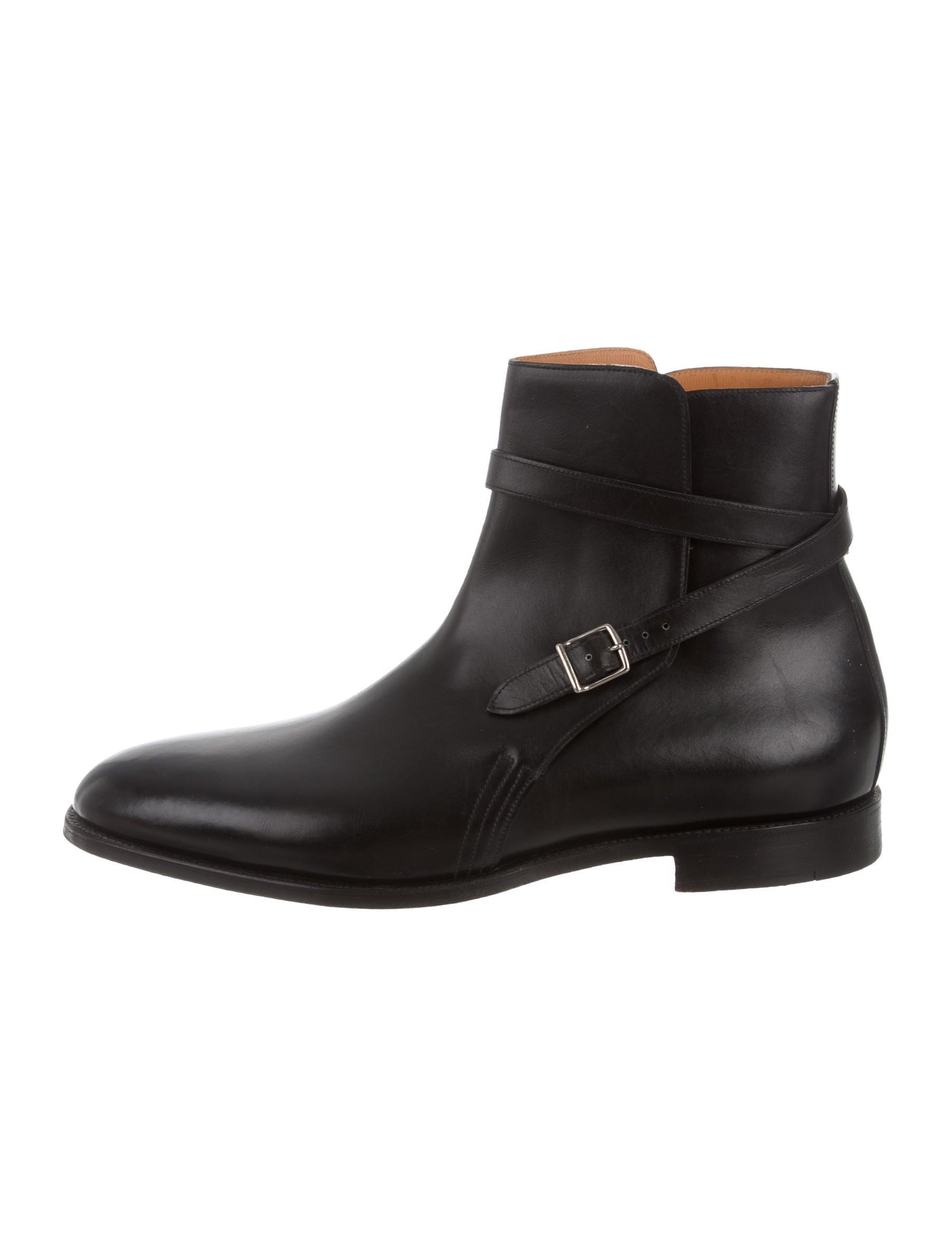 lobb jodhpur ankle boots shoes jol20288 the