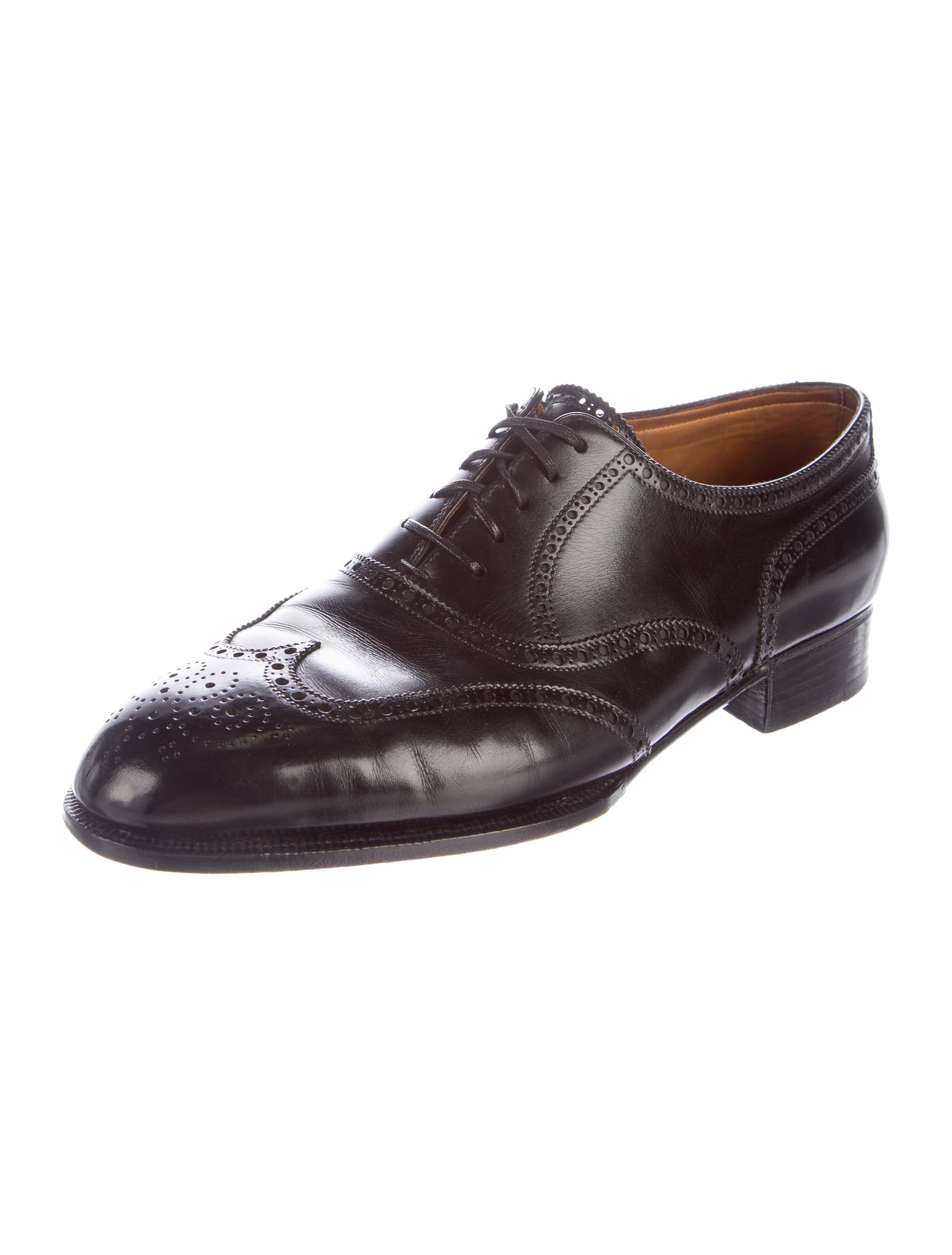 lobb leather wingtip brogues shoes jol20362 the