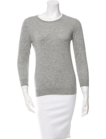 Joseph Long Sleeve Sweater None