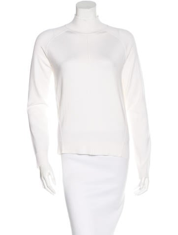 Joseph Turtleneck Long Sleeve Top None