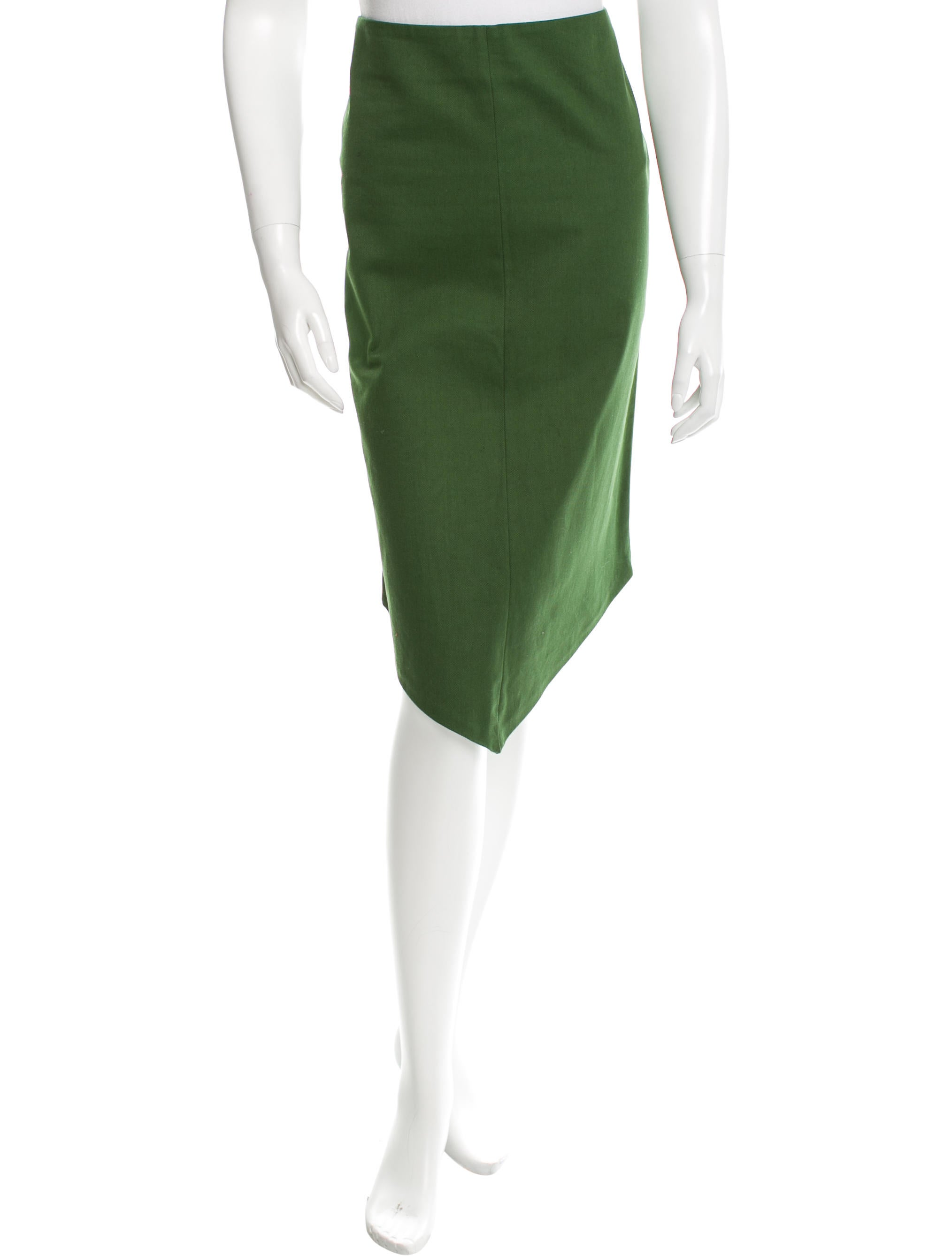 joseph emerald pencil skirt clothing jos22835 the