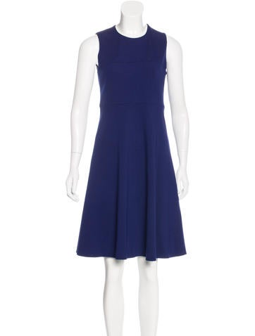 Joseph Sleeveless A-Line Dress None