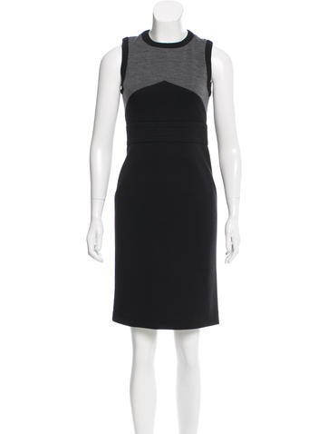 Joseph Sleeveless Knit Dress None