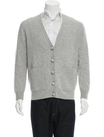 Joseph Wool Button-Up Cardigan None