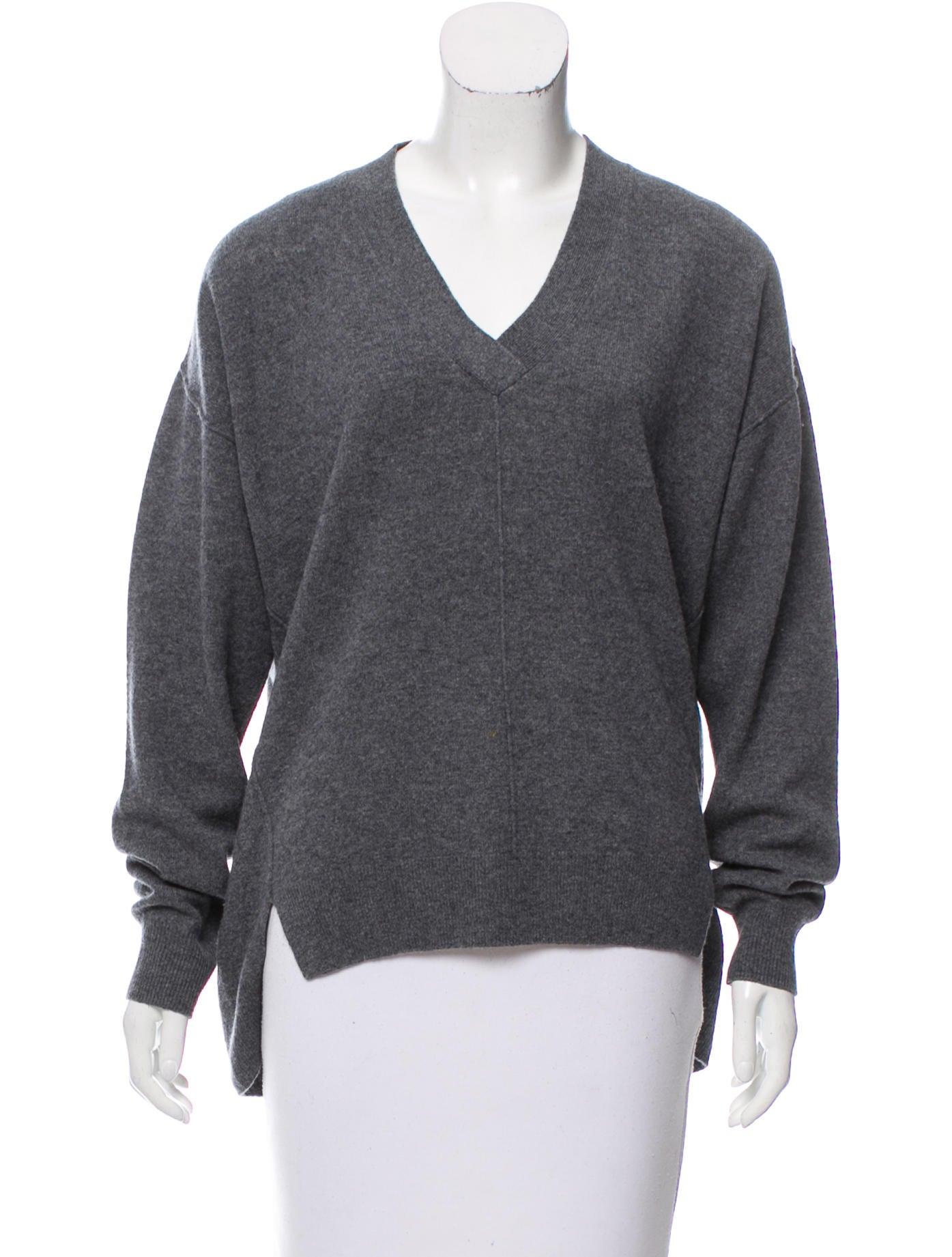 Joseph Oversize Wool Sweater - Clothing - JOS24865 | The RealReal