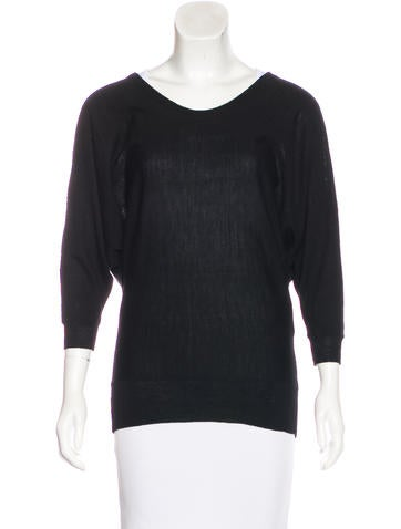 Joseph Wool Knit Sweater None