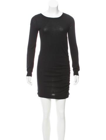 Joseph Wool Sweater Dress None