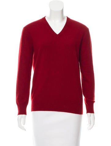 Joseph Cashmere Knit Sweater None