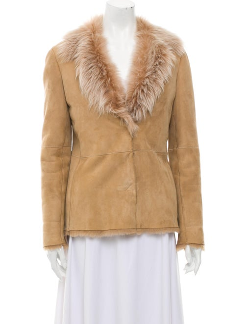 Joseph Shearling Fur Jacket