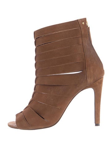 Jerome Dreyfuss Wanda Caged Ankle Boots