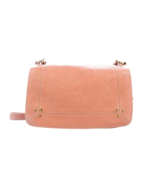 Jérôme Dreyfuss Leather Bobi Crossbody Pink