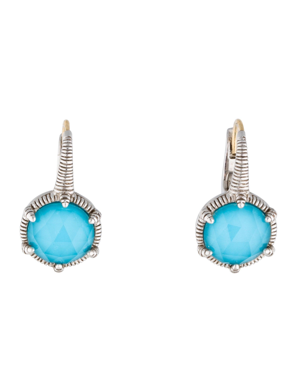 6b11d3689 Judith Ripka Eclipse Doublet Earrings - Earrings - JRK21508 | The ...