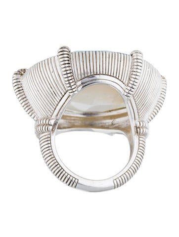Doublet Cocktail Ring