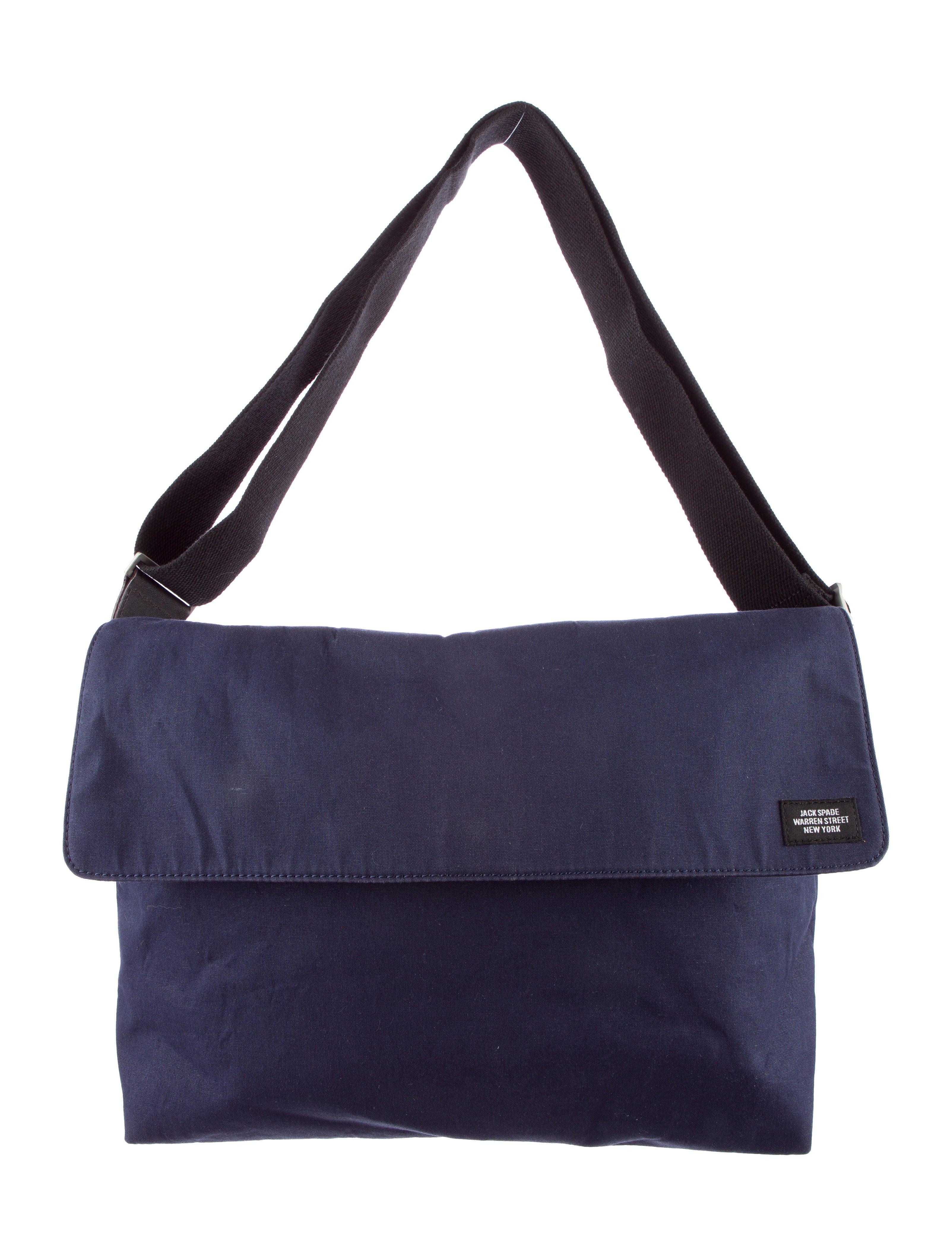 Jack Spade Canvas Messenger Bag Bags