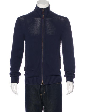 Jack Spade Rib Knit Sweater None