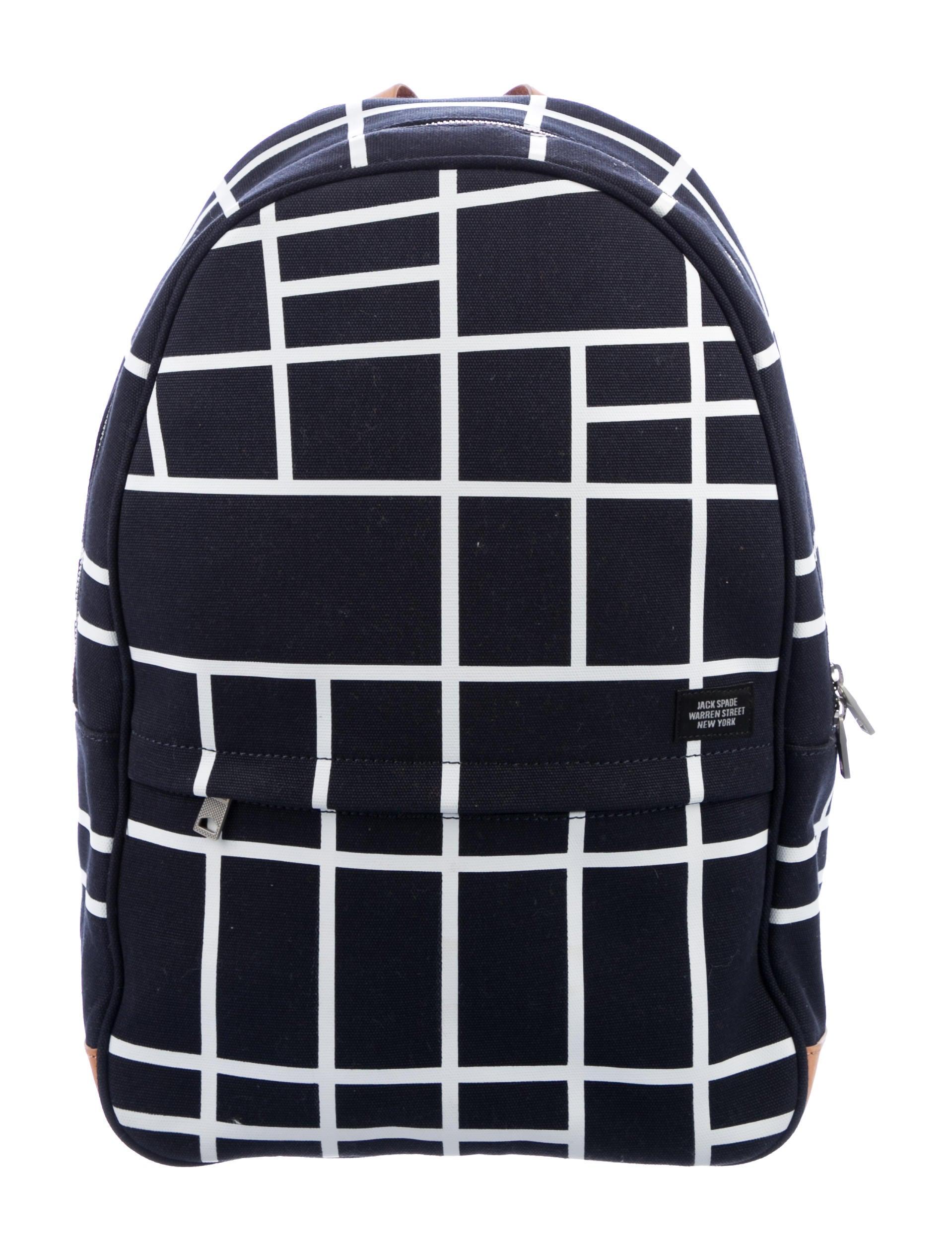 Jack Spade Hundley Canvas Backpack Bags Jsp21715 The