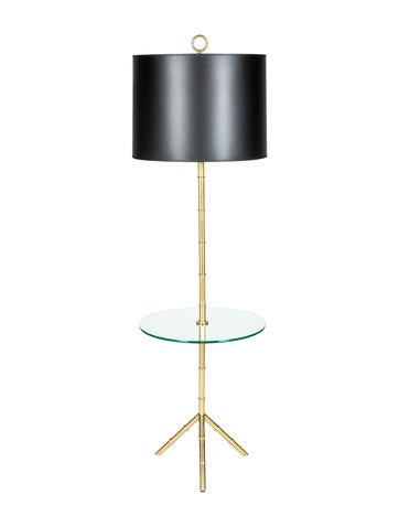 jonathan adler robert abbey meurice floor lamp lighting. Black Bedroom Furniture Sets. Home Design Ideas