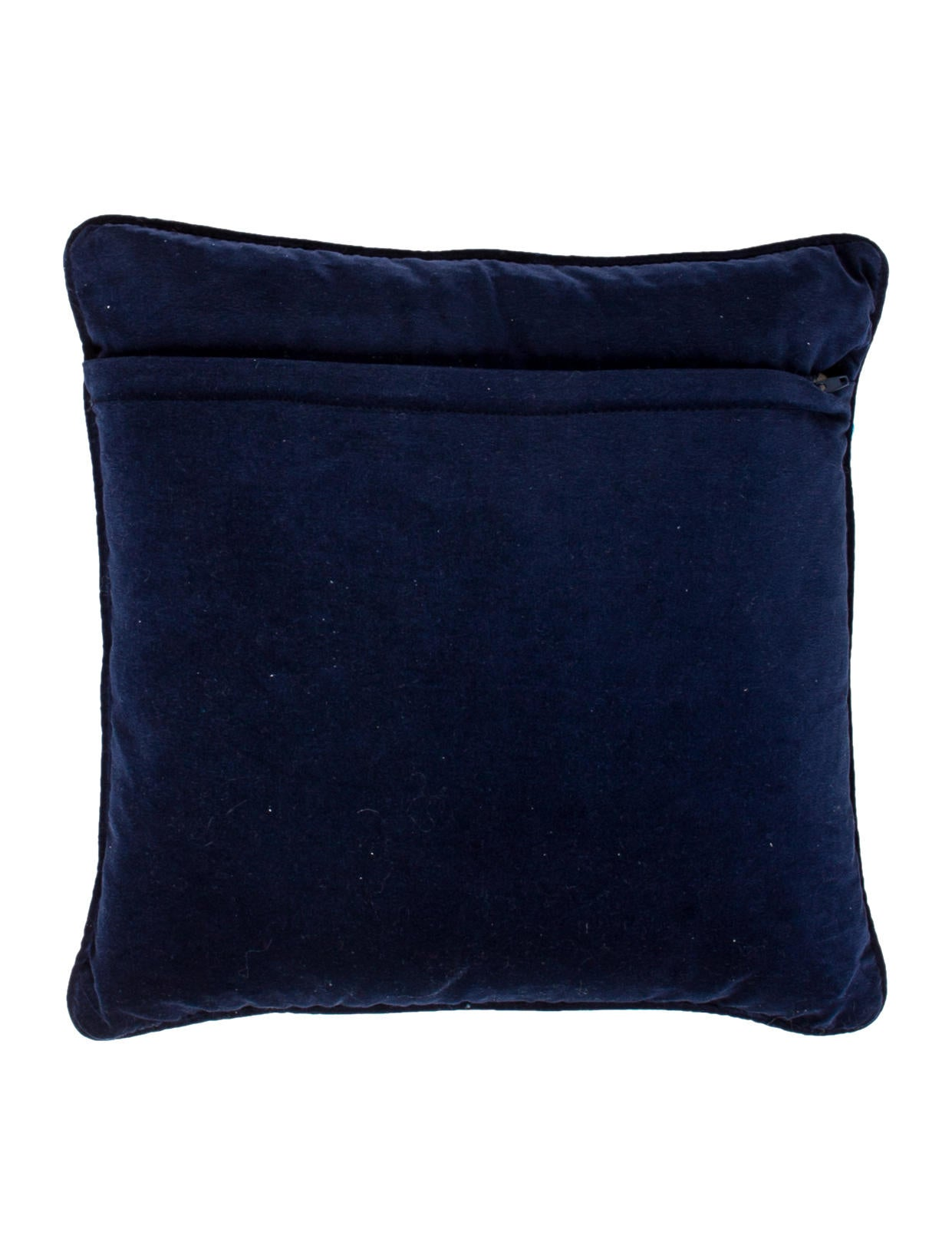 Pillow And Throw : Jonathan Adler Embroidered Wool Throw Pillow - Pillows And Throws - JTADL20434 The RealReal