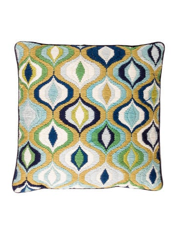 Jonathan Adler Bargello Waves Pillow