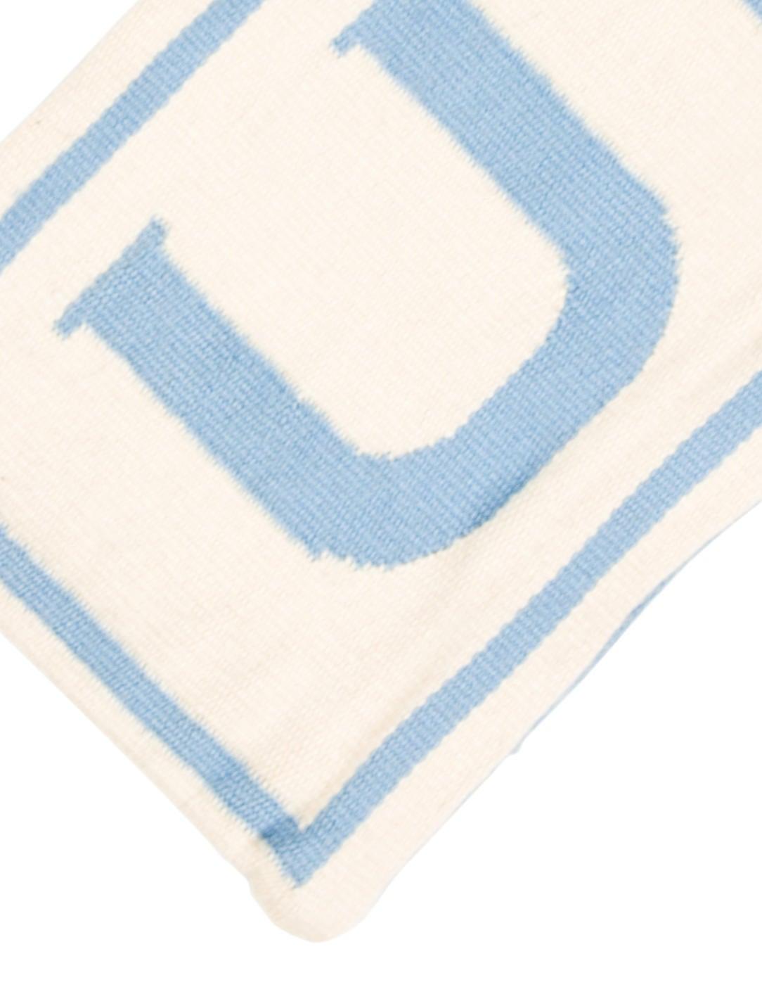Letter A Throw Pillow : Jonathan Adler Reversible Junior Letter Throw Pillow Case - Bedding And Bath - JTADL20512 The ...