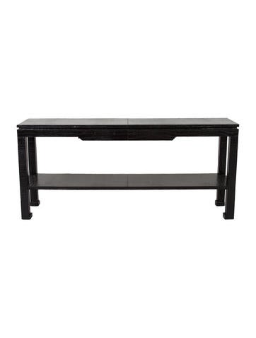 jonathan adler preston console table furniture jtadl20640 the realreal. Black Bedroom Furniture Sets. Home Design Ideas