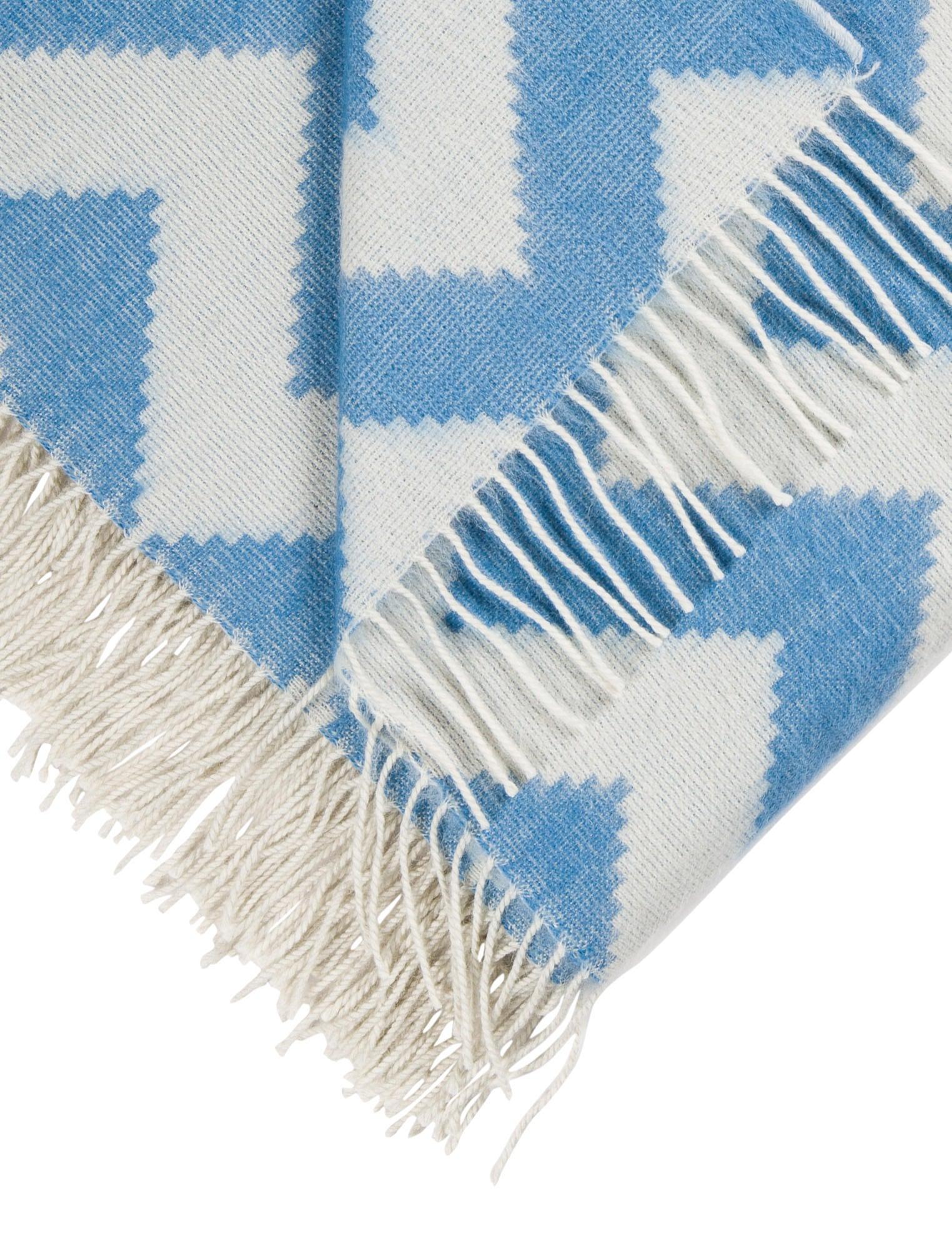 Jonathan Adler Zig Zag Throw Blanket w/ Tags - Pillows And Throws - JTADL20960 The RealReal