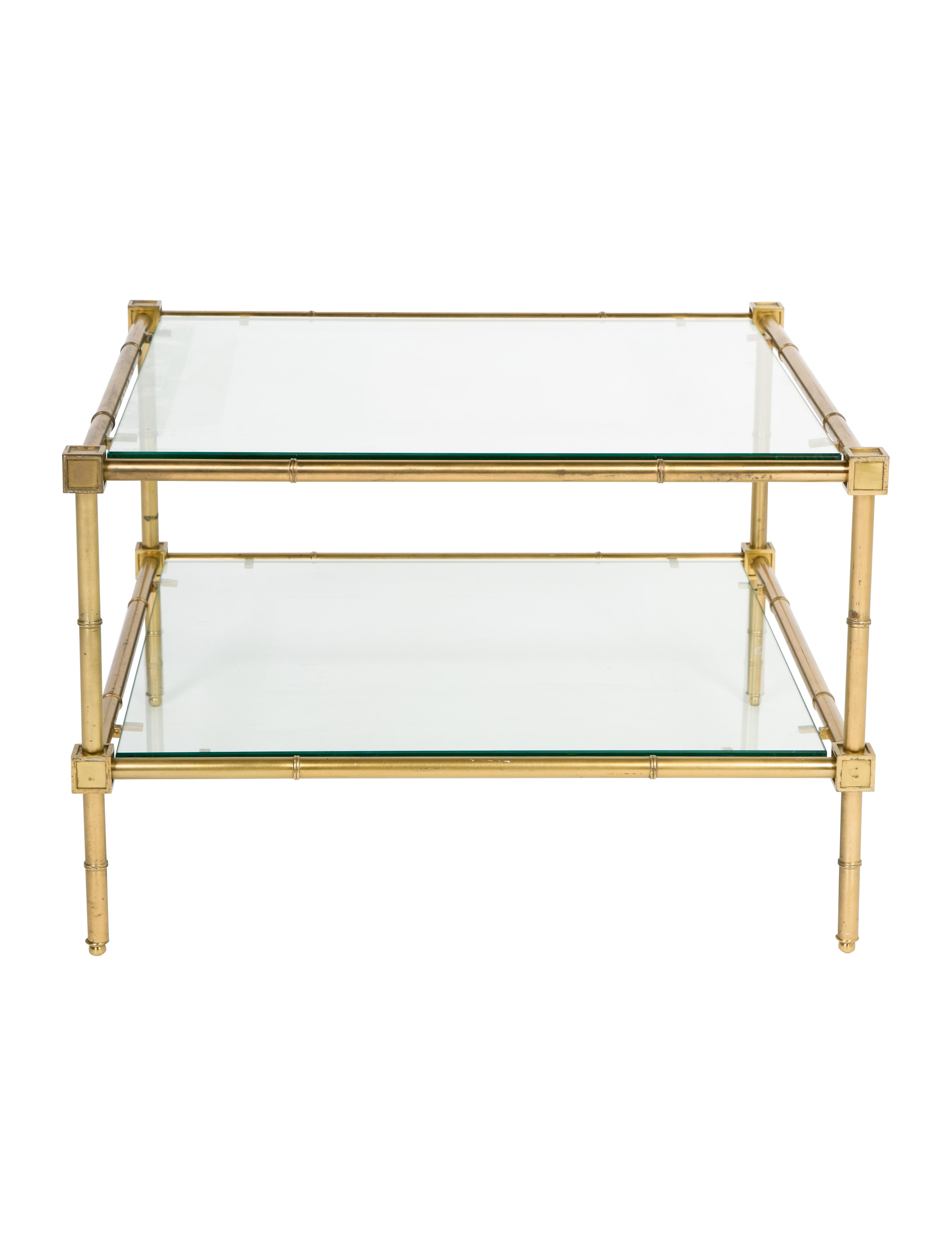 Exceptionnel Robert Abbey Meurice Coffee Table