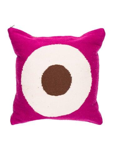 Lucky Strike Pop Throw Pillow