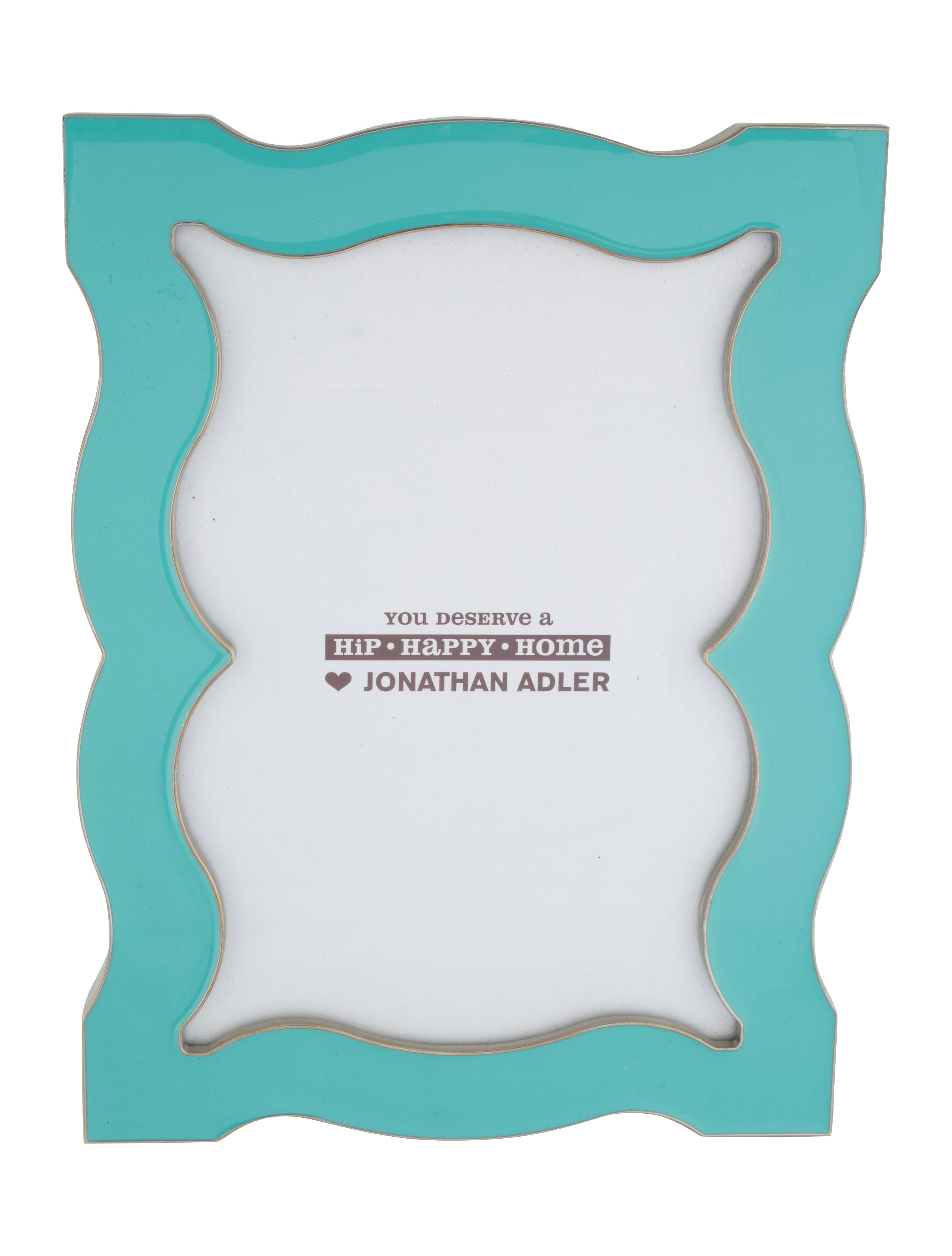 Jonathan Adler Queen Anne Picture Frame - Decor & Accessories ...