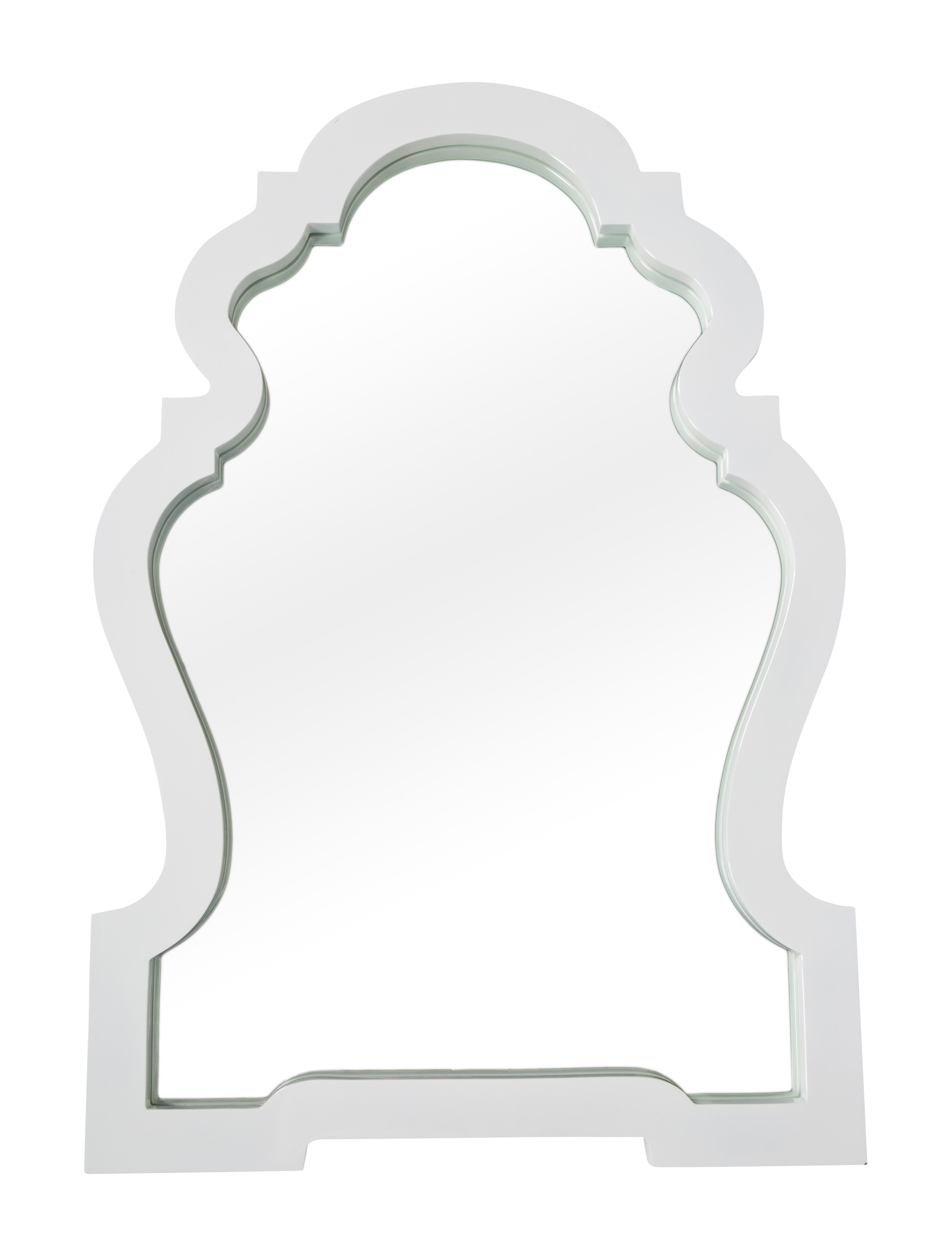 Jonathan Adler Queen Anne Wall Mirror Decor Accessories Jtadl21312 The Realreal