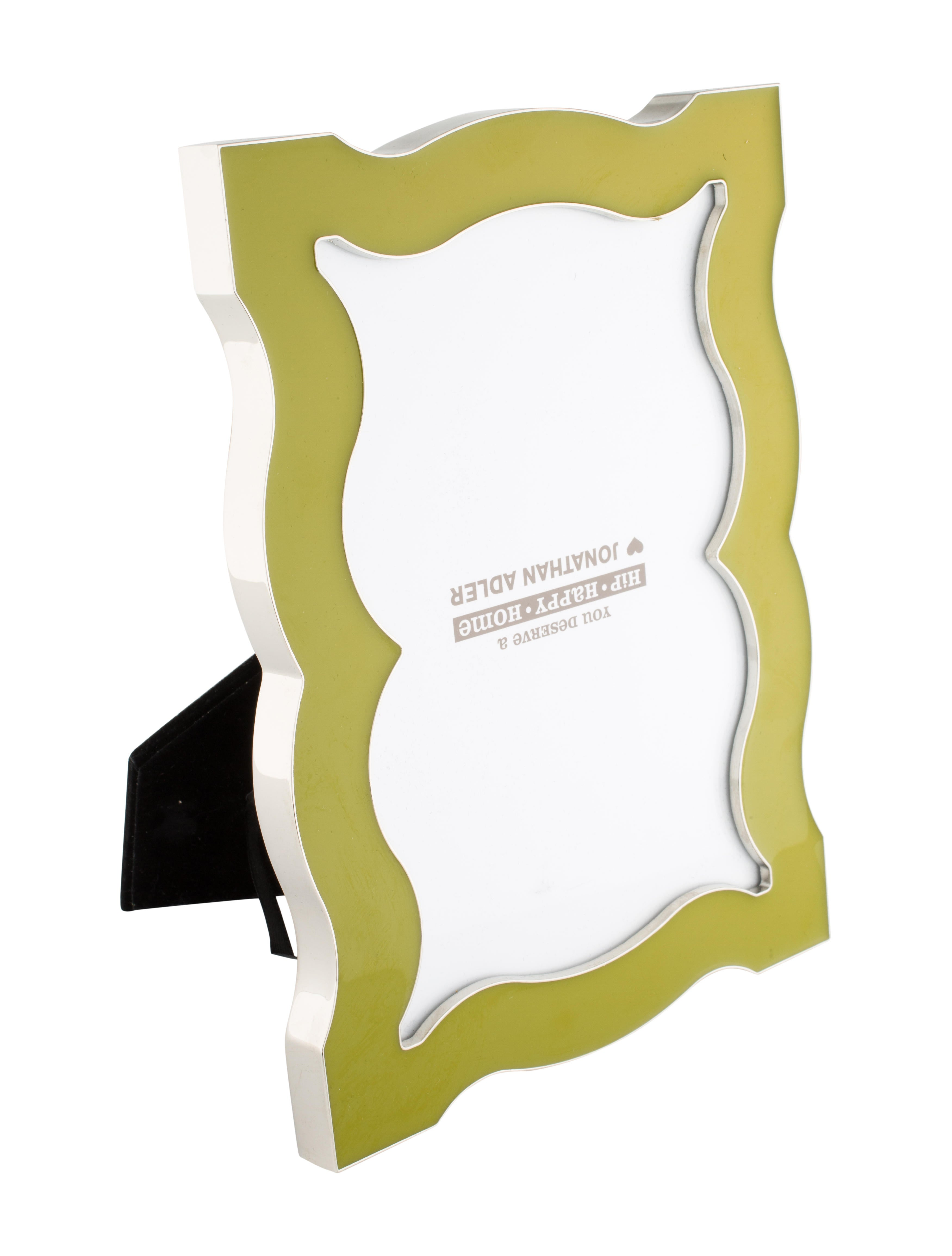 Jonathan Adler Queen Anne Picture Frame - Decor And Accessories ...