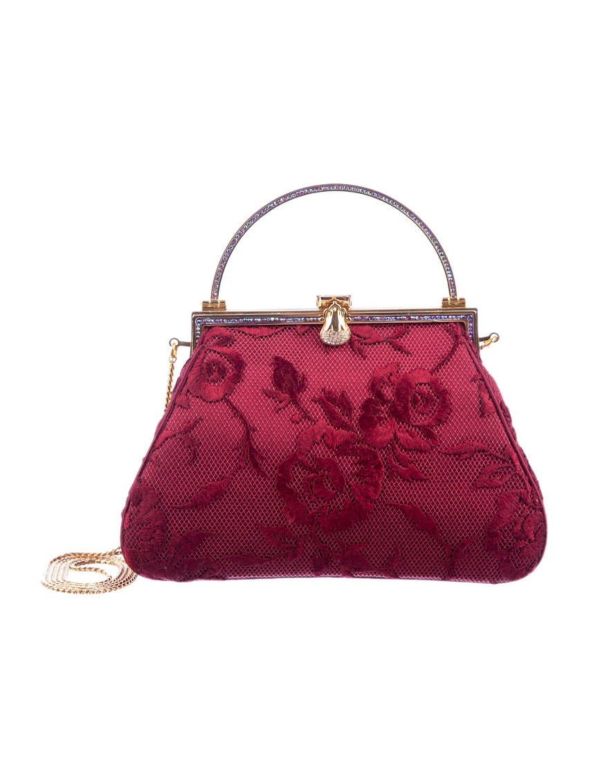 Judith Leiber Evening Bag Handbags JUD10074 The RealReal : JUD100741enlarged from www.therealreal.com size 851 x 1122 jpeg 87kB