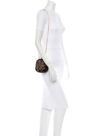 Embellished Shoulder Bag