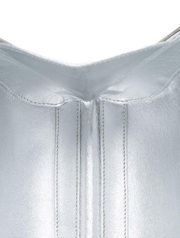 Ombré Jewel Embellished Clutch