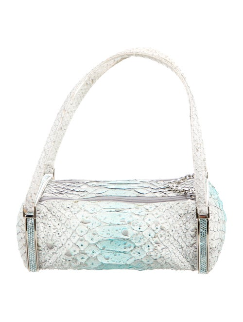 7a21d30b2c03 Judith Leiber Python Embellished Bag - Handbags - JUD25780