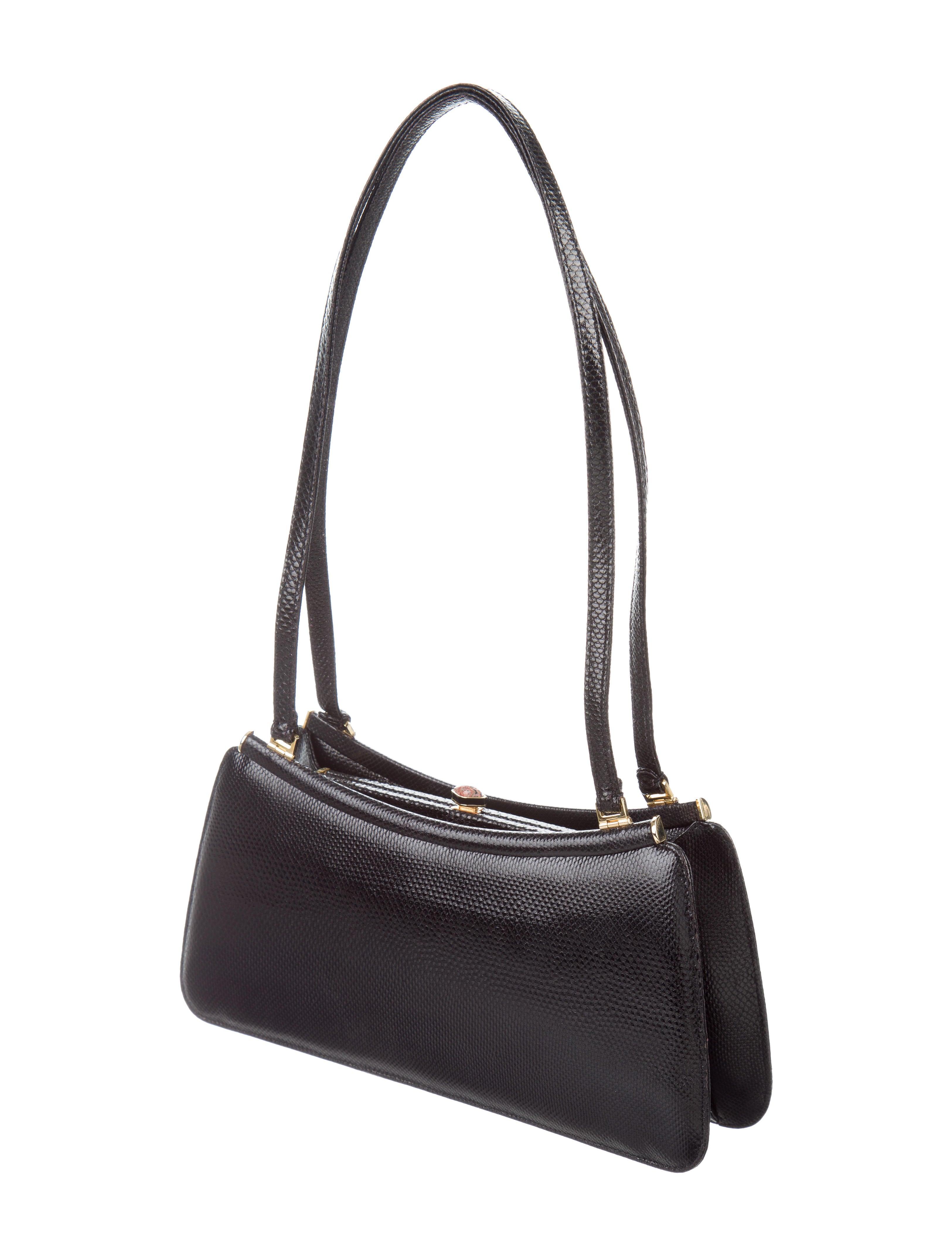 Judith Leiber Karung Shoulder Bag - Handbags