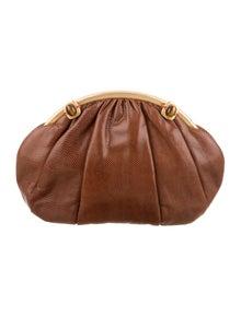 568e21460470 Mini Chef Bag.  325.00 · Judith Leiber
