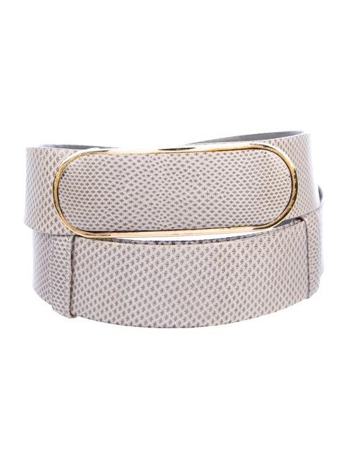 Judith Leiber Kaung Belt Grey