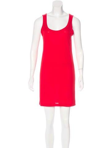 Junya Watanabe Sleeveless Mini Dress None