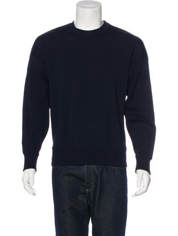 Juun.J Rib Knit Crew Neck Sweater None