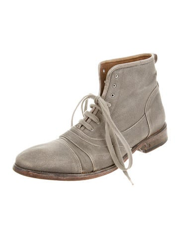 varvatos canvas ankle boots shoes jva22235 the
