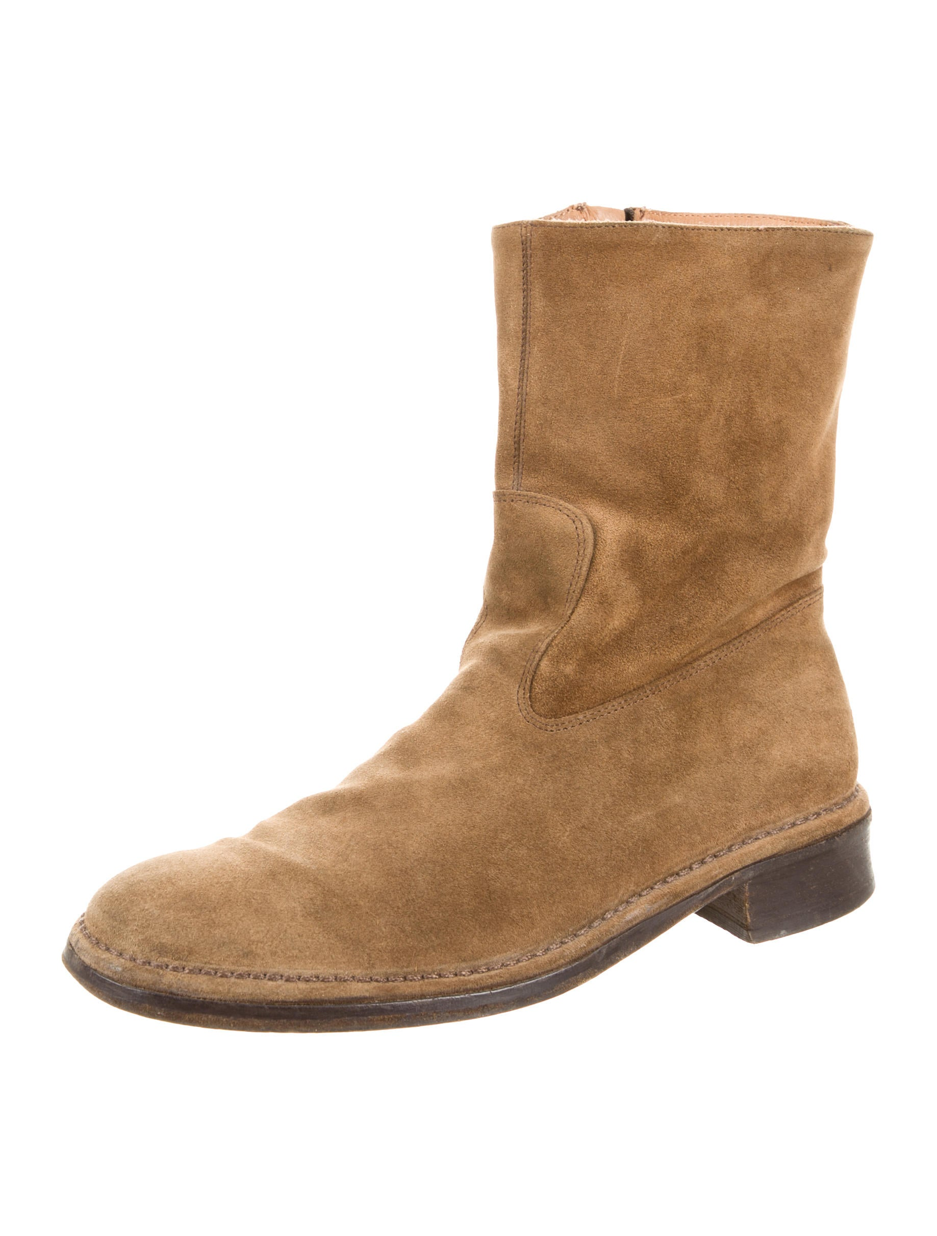 varvatos suede ankle boots shoes jva22390 the