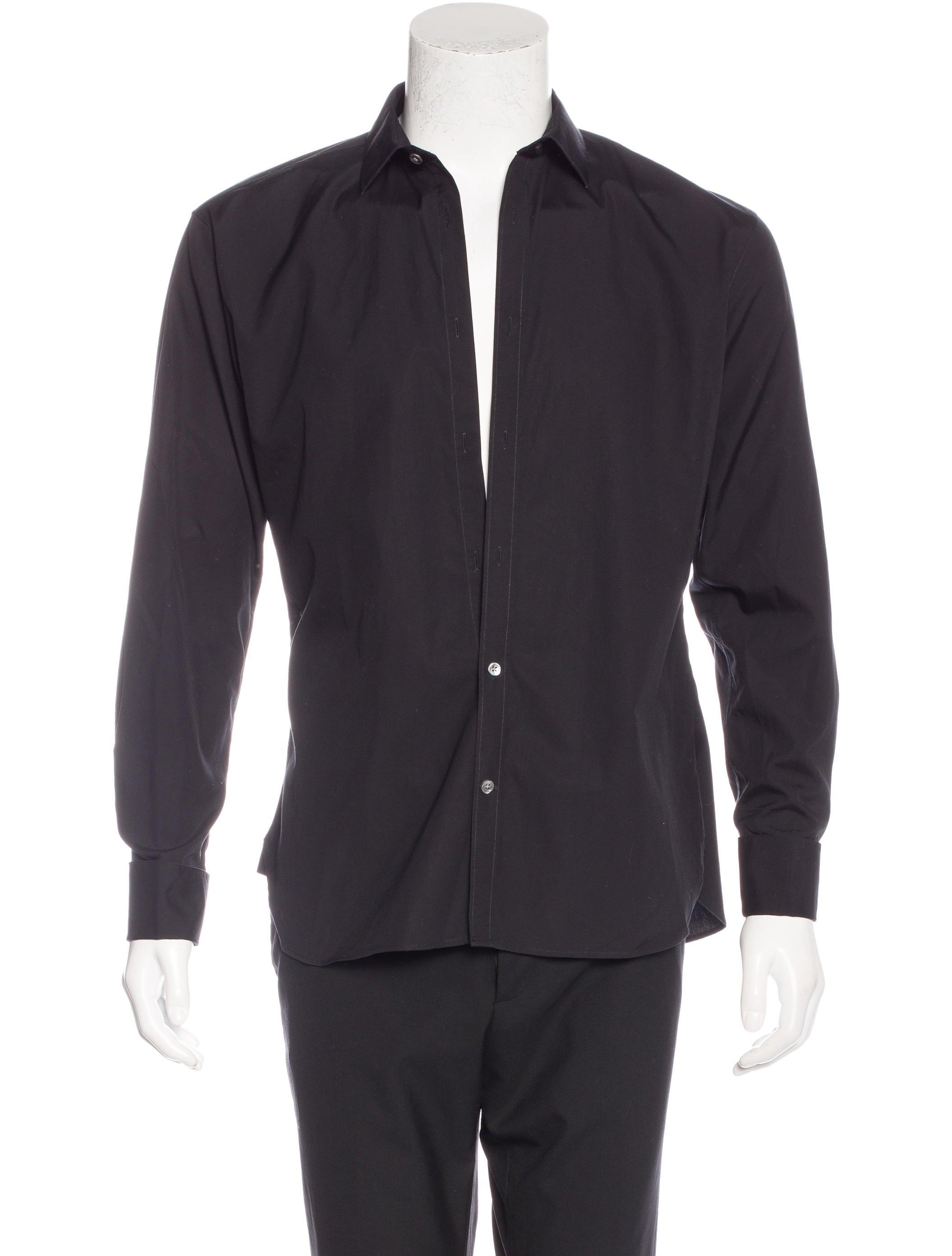 john varvatos slim fit tuxedo shirt clothing jva23271