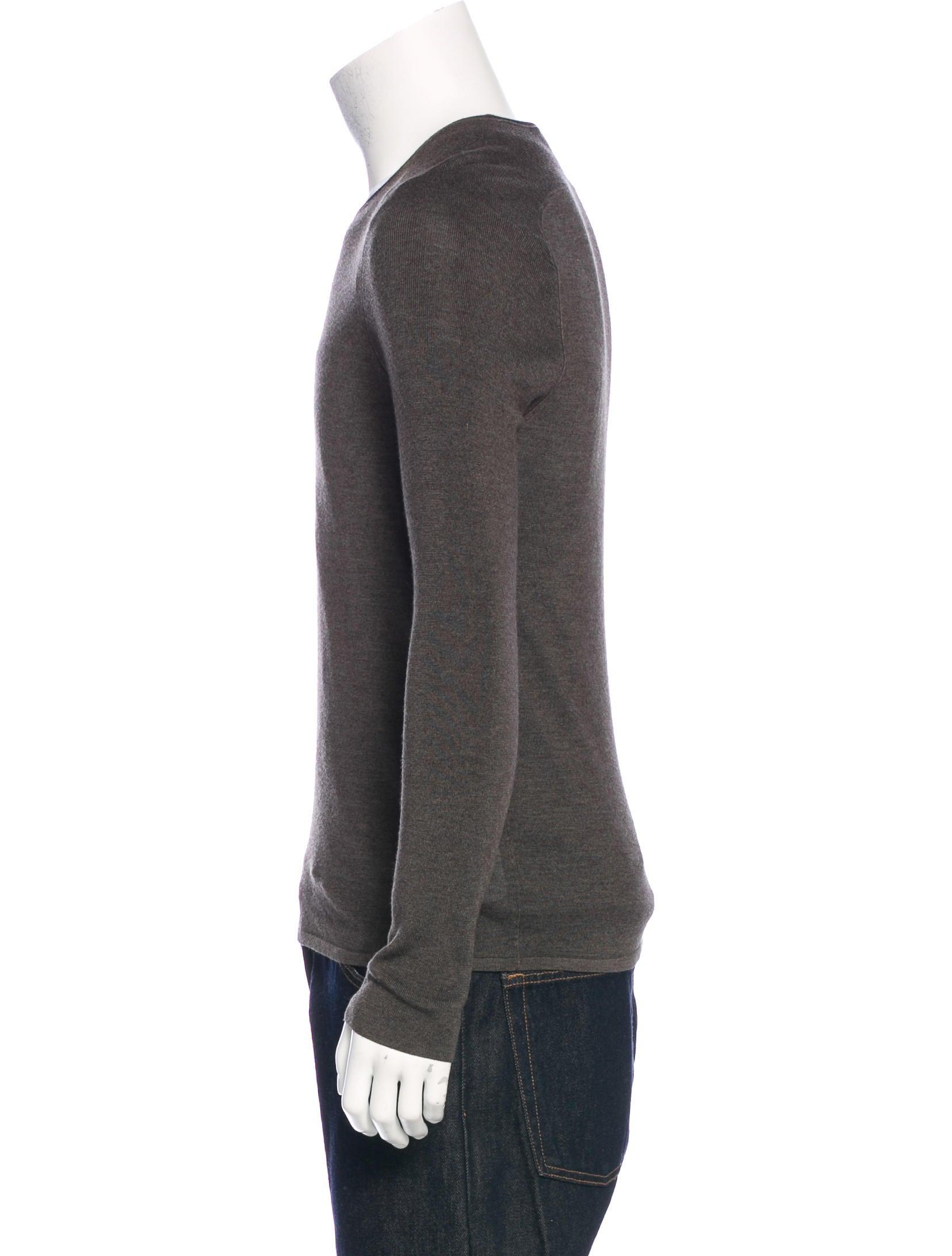Wool Silk Sweater 69