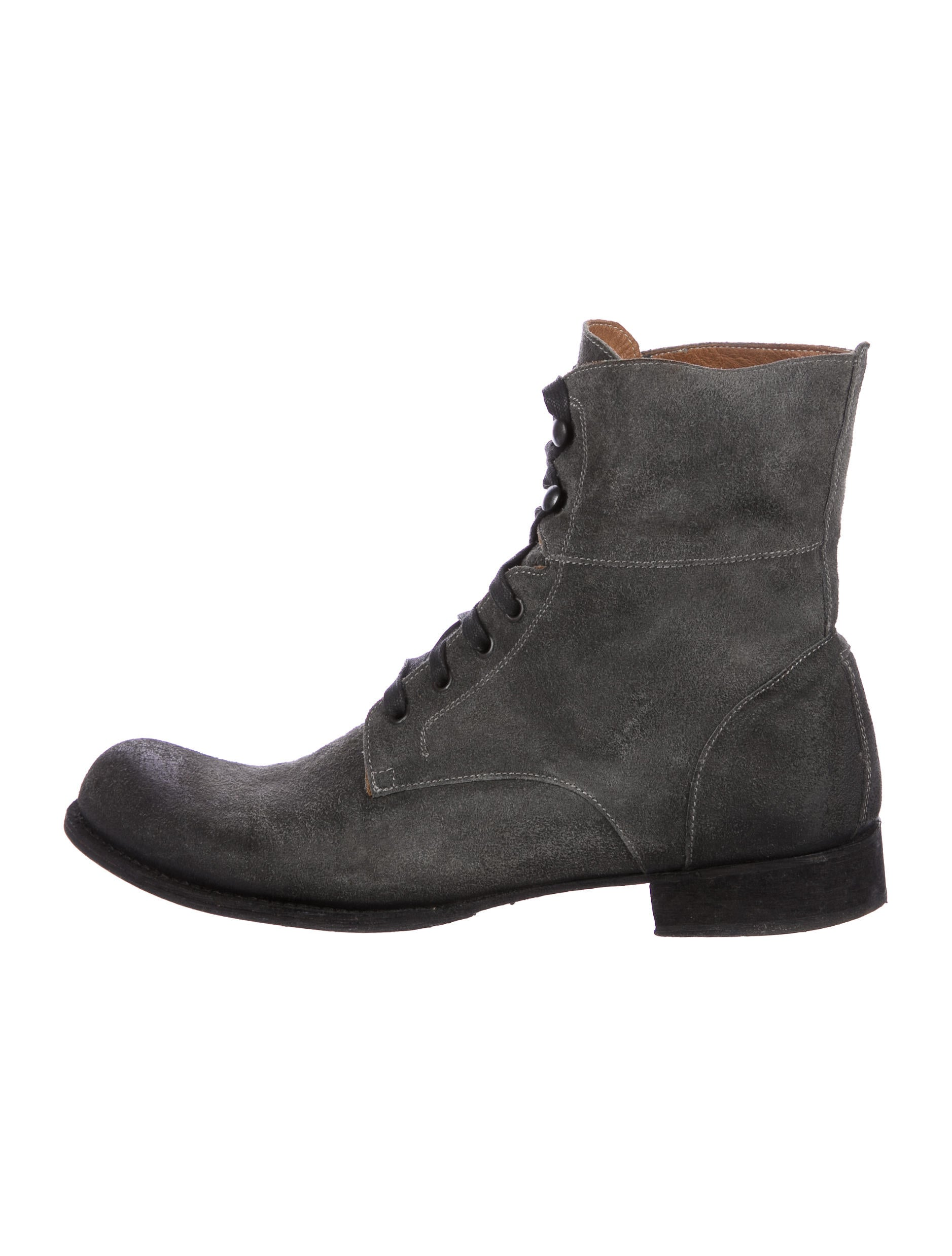 varvatos suede distressed boots shoes jva24188