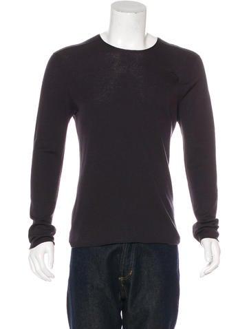 John Varvatos Wool T-Shirt None