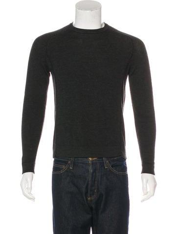 John Varvatos Merino Wool & Cashmere Sweater None