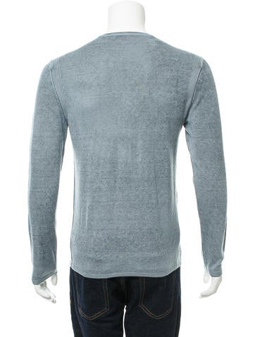 Cashmere & Silk-Blend Sweater