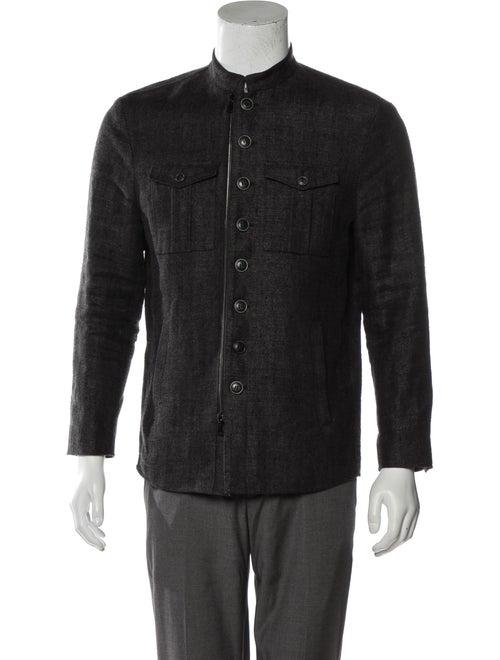 John Varvatos 2018 Linen Jacket